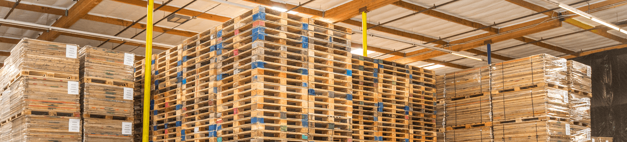 Custom Pallet Products Manufacturer in Oakland, Bay Area
